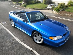 1998 Ford Mustang GT Convertible For Sale