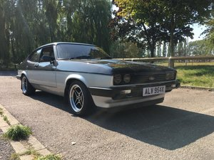 1981 ford capri calypso 2 owners from new For Sale