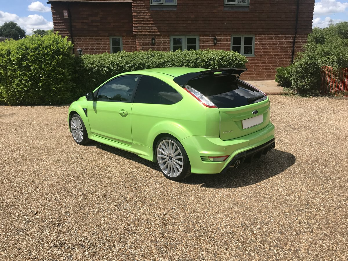 2010 *NOW SOLD* Ford Focus RS For Sale (picture 3 of 6)