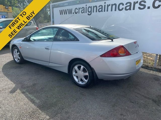 1999 FORD COUGAR 2.0 16v Two Owners 42000 Miles FSH For Sale (picture 2 of 6)