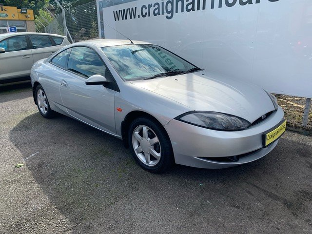 1999 FORD COUGAR 2.0 16v Two Owners 42000 Miles FSH For Sale (picture 5 of 6)