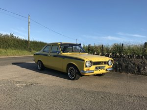 1972 Escort MK1 Mexico Recreation With HPE Engine