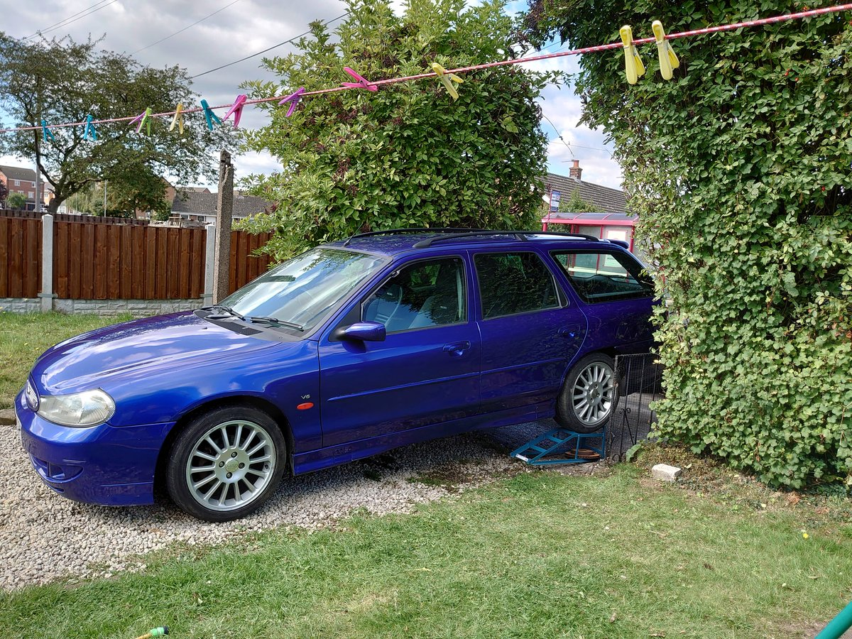 1999 Mondeo t200 estate rare car! For Sale (picture 3 of 6)