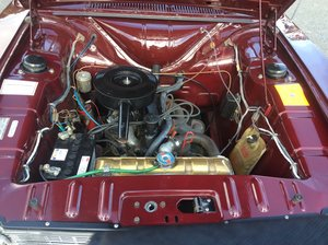 1968 Cortina mark 2