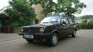 1982 Ford Fiesta Mk1 - Barn Find - Drives Excellently For Sale