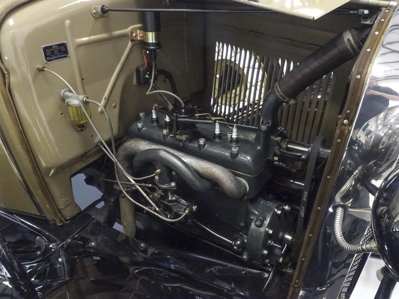 1930 Ford Model A Deluxe Rumble Seat Roadster For Sale (picture 6 of 6)