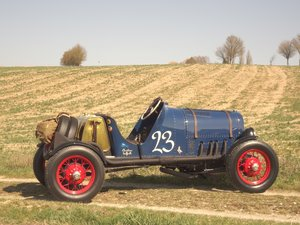 1929 Ford Speedster – Ford racing built, restored
