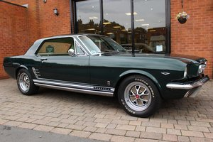 1966 Ford Mustang GT 302 Tremec T5 Manual | 15K Upgrades