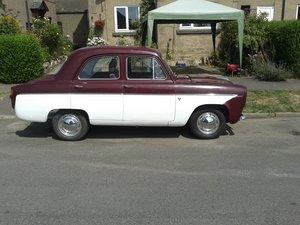 1960 prefect 107e original classic