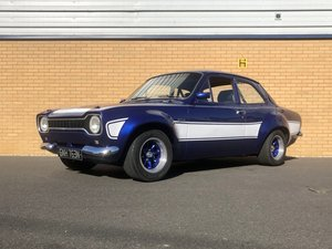 1975 N FORD ESCORT MK1 // RS 2000 // 2.0L // 2d // Px swap