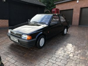 1990 Ford Escort 1.3 Bonus  For Sale
