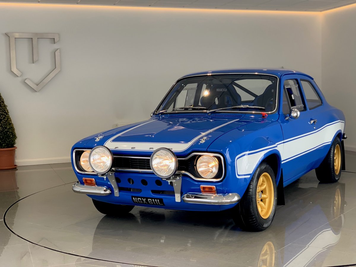 1974 RS 1600, The Fast and Furious. For Sale (picture 1 of 6)
