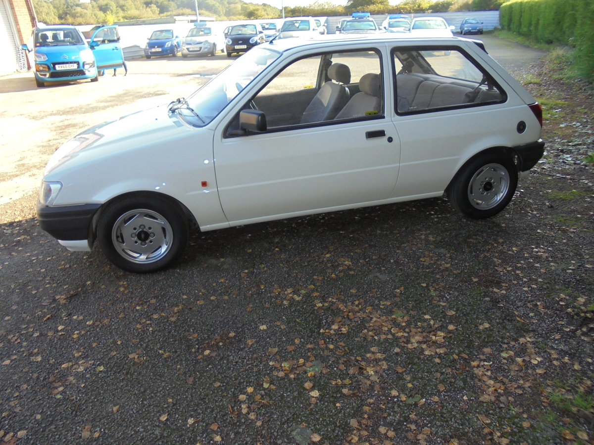 1990 FORD FIESTA POP + For Sale (picture 2 of 6)