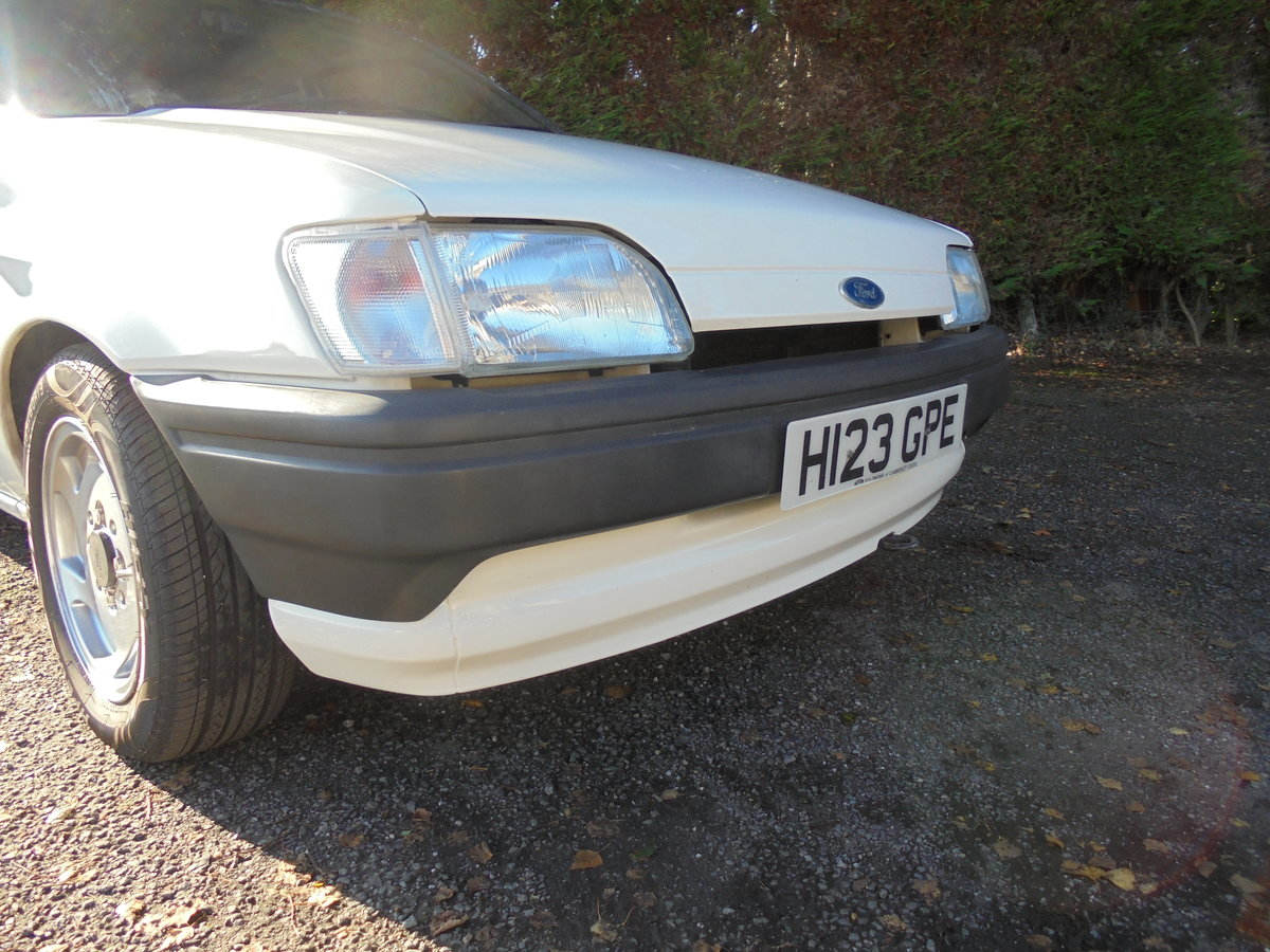 1990 FORD FIESTA POP + For Sale (picture 4 of 6)