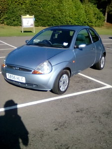 2006 Ford KA. Low mileage. Ideal first car