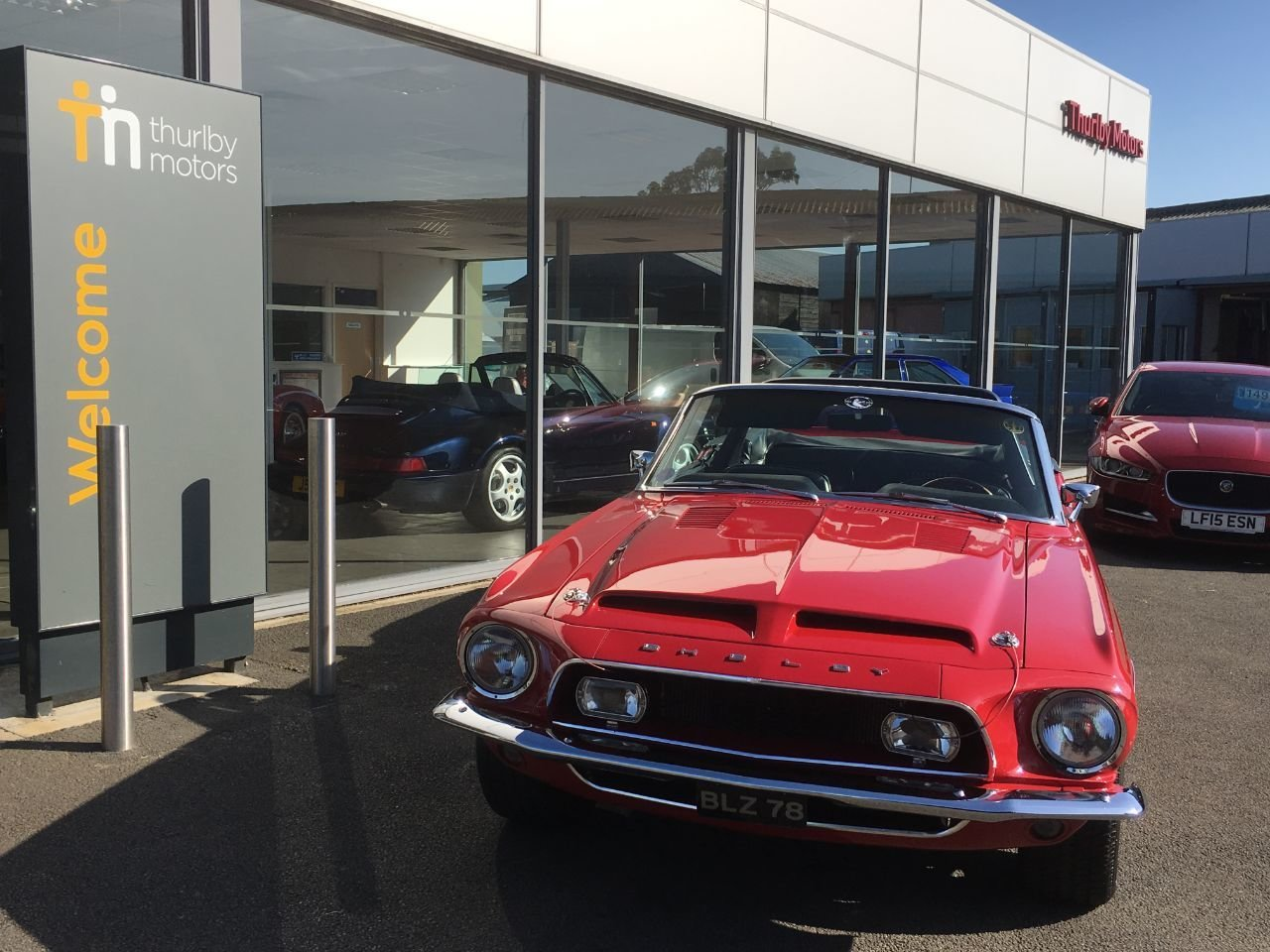 1968 MUSTANG GT350 For Sale (picture 1 of 6)