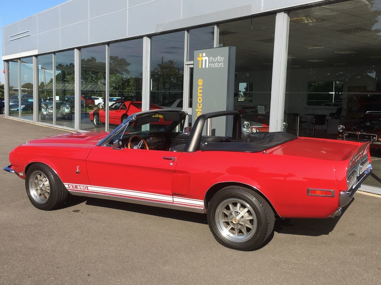 1968 MUSTANG GT350 For Sale (picture 4 of 6)