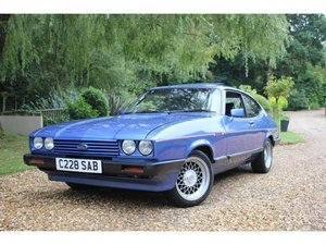 1986 Ford Capri 2.8 Injection Special Fastback 3dr THOUSANDS SPEN For Sale