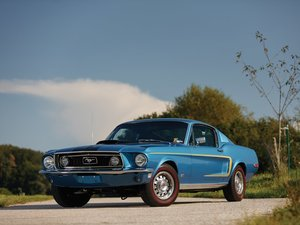 1968 Ford Mustang 428 Cobra Jet  For Sale by Auction