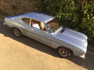 1970 Capri Mk1 3000 GT For Sale