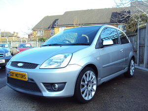 2005 Ford Fiesta ST Mk6 2.0L Petrol – LOW MILEAGE – FULL LEATHER For Sale