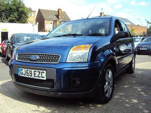 2009 Ford Fusion Zetec – 1.6cc Petrol – 5 Door Hatchback - £1,799 For Sale