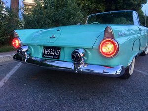 1955 Ford Thunderbird Serie 40A  For Sale