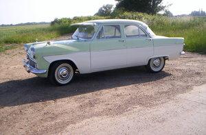 1962 A STRIKING LOOKING ZEPHYR MK11