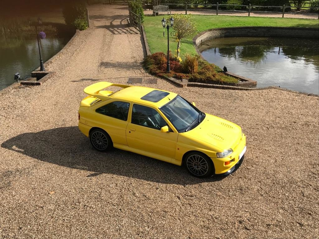 1992 *NOW SOLD* Ford escort RS cosworth  For Sale (picture 1 of 6)