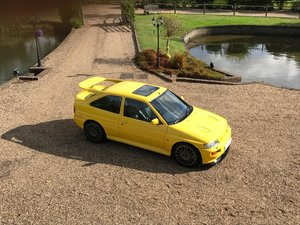 *NOW SOLD* Ford escort RS cosworth