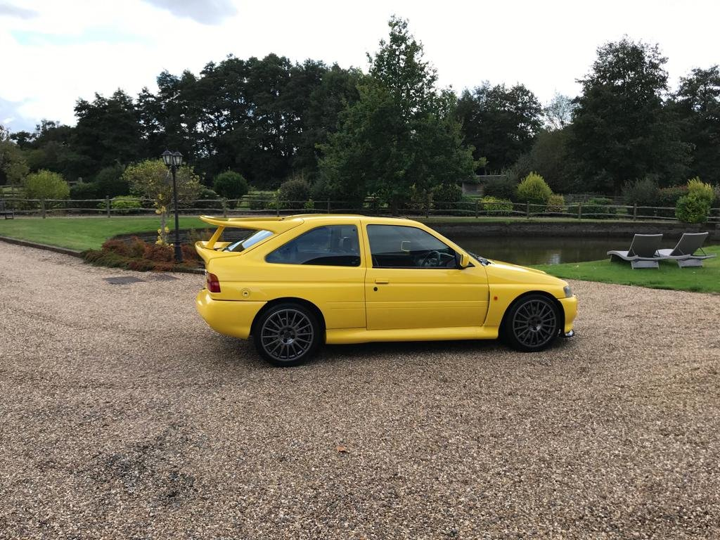 1992 *NOW SOLD* Ford escort RS cosworth  For Sale (picture 2 of 6)