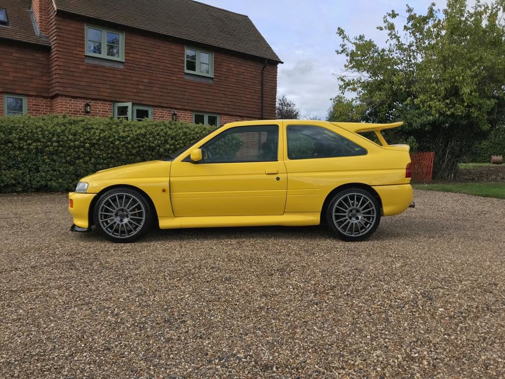 1992 *NOW SOLD* Ford escort RS cosworth  For Sale (picture 3 of 6)