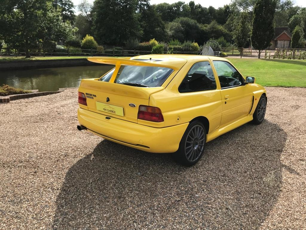 1992 *NOW SOLD* Ford escort RS cosworth  For Sale (picture 4 of 6)