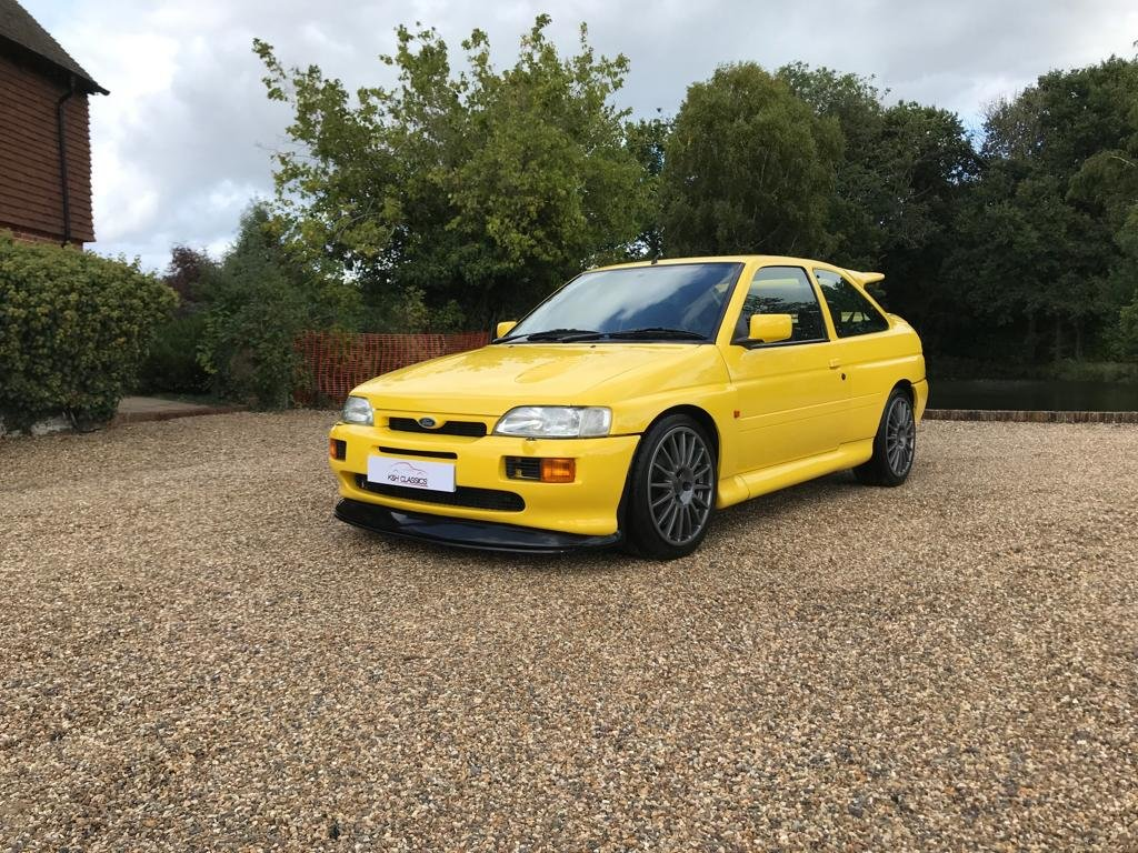 1992 *NOW SOLD* Ford escort RS cosworth  For Sale (picture 5 of 6)
