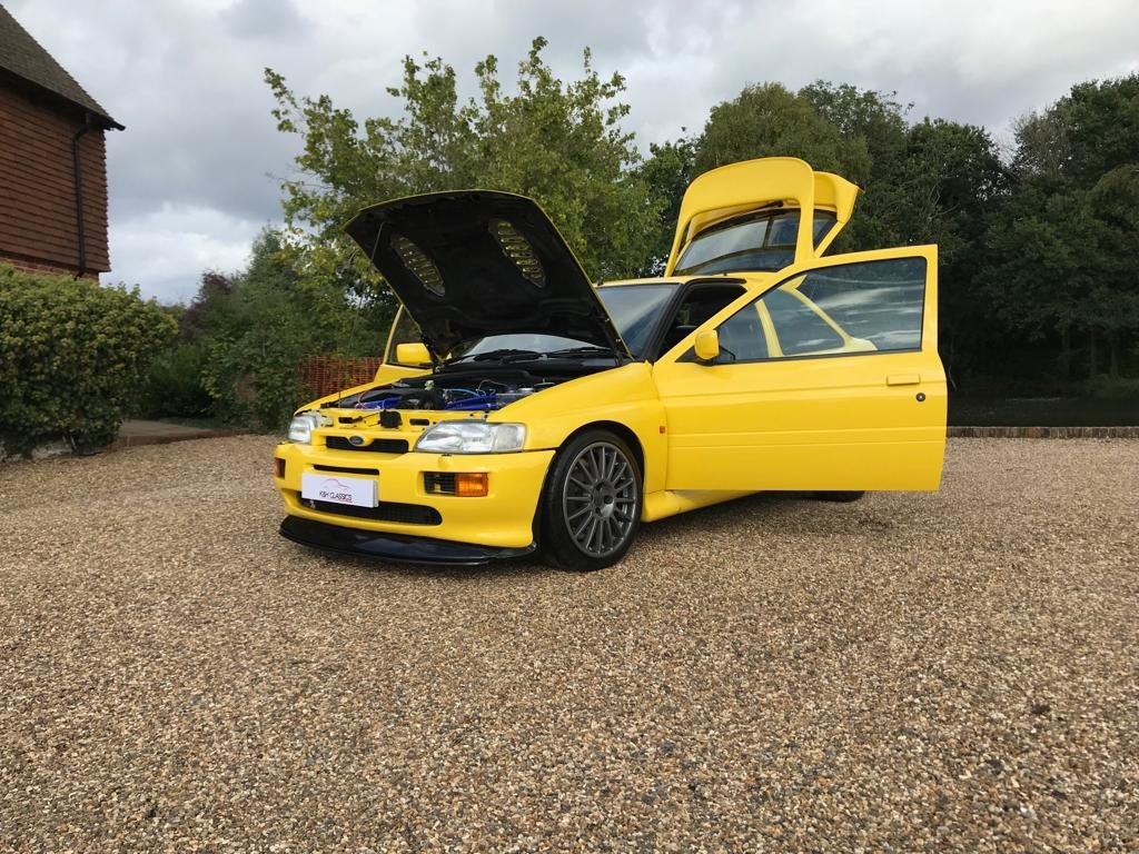 1992 *NOW SOLD* Ford escort RS cosworth  For Sale (picture 6 of 6)