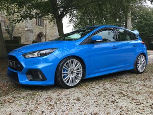 FORD FOCUS RS. 2017/17 PLATE,LOW MILES.OUTSTANDING CONDITION For Sale