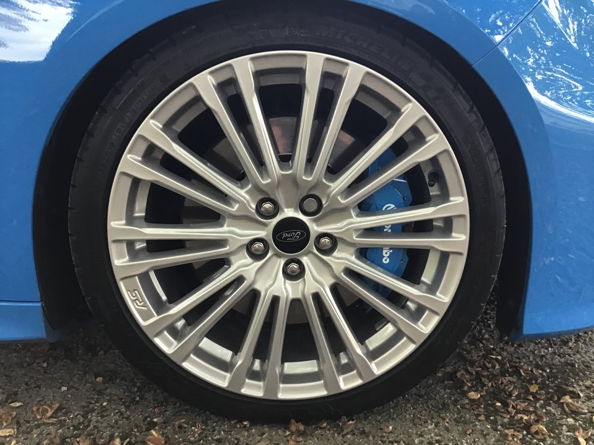 FORD FOCUS RS. 2017/17 PLATE,LOW MILES.OUTSTANDING CONDITION For Sale (picture 6 of 6)