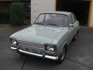 1971 Ford Escort For Sale