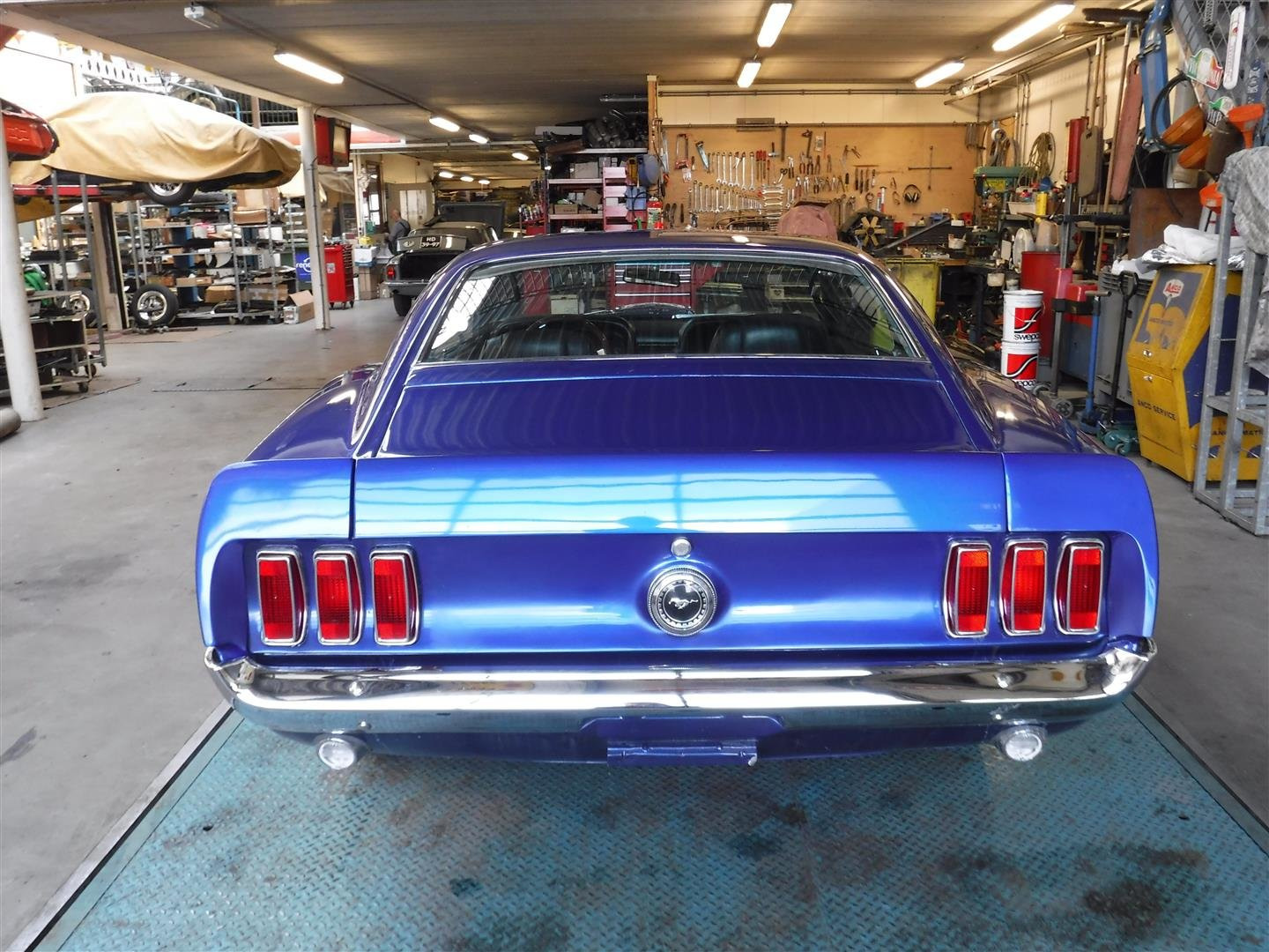 1969 Ford Mustang Fastback '69 For Sale (picture 5 of 6)