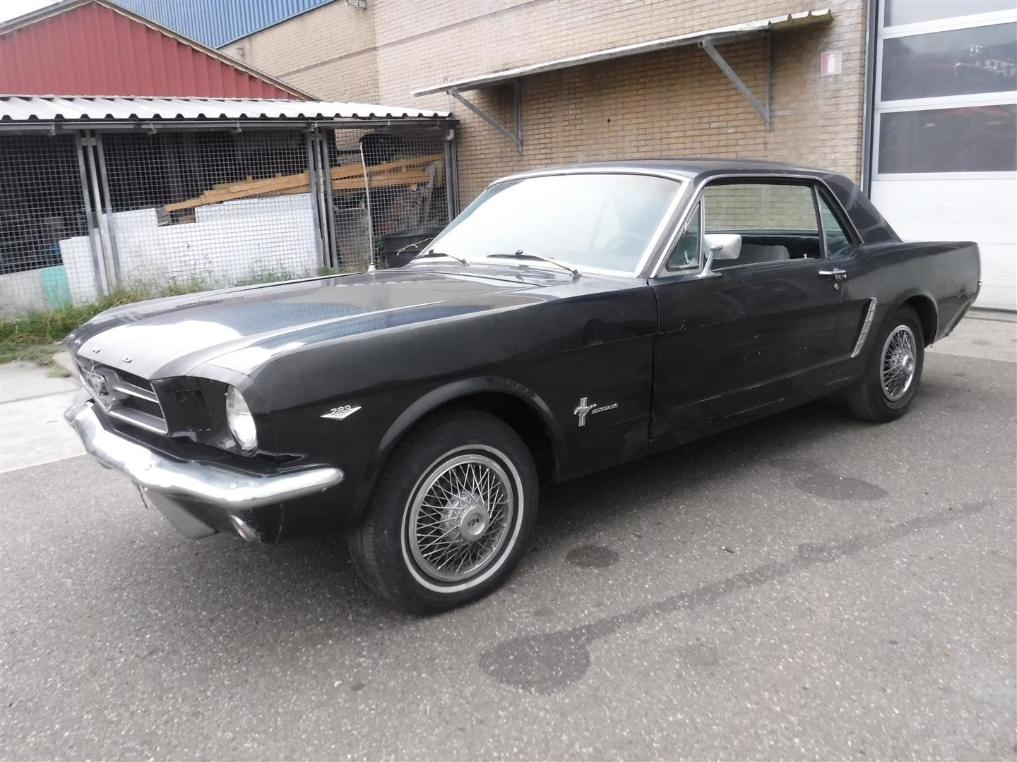 1965 Ford Mustang '65 For Sale (picture 1 of 6)