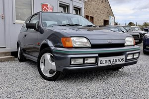 1991 ford fiesta rs turbo 1.6 ( 133 bhp ) (h)