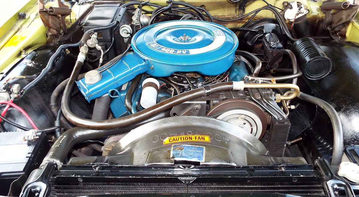 1972 Ford Galaxie 6.6 V8 LTD Pure Original Example Super Cool  For Sale (picture 3 of 6)