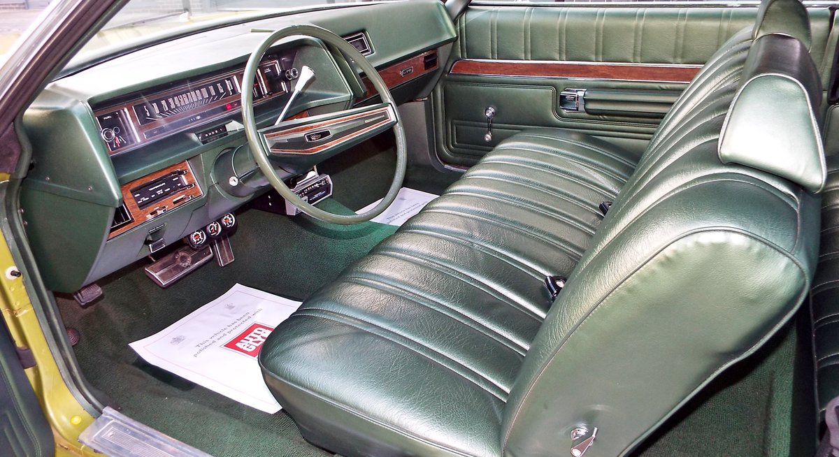 1972 Ford Galaxie 6.6 V8 LTD Pure Original Example Super Cool  For Sale (picture 4 of 6)