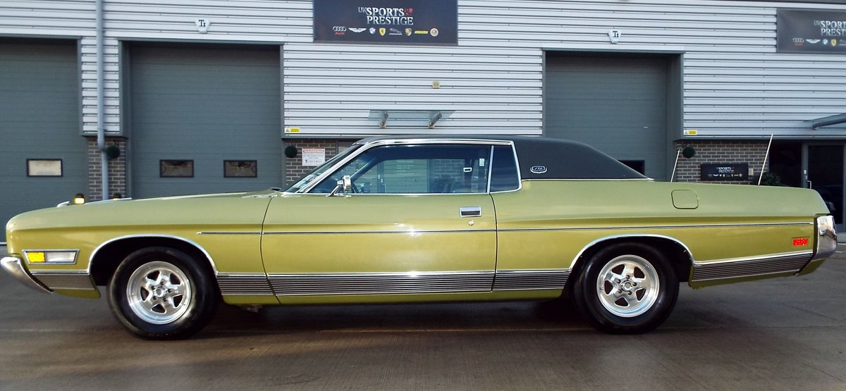 1972 Ford Galaxie 6.6 V8 LTD Pure Original Example Super Cool  For Sale (picture 5 of 6)