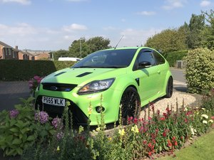 2010 Ford focus rs mk2