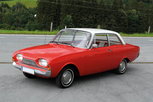 1965 Ford Taunus 17M P3 Super 1700 (no reserve) For Sale by Auction