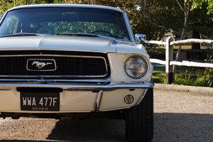 1968 68 Ford Mustang 302 High Performance Survivor