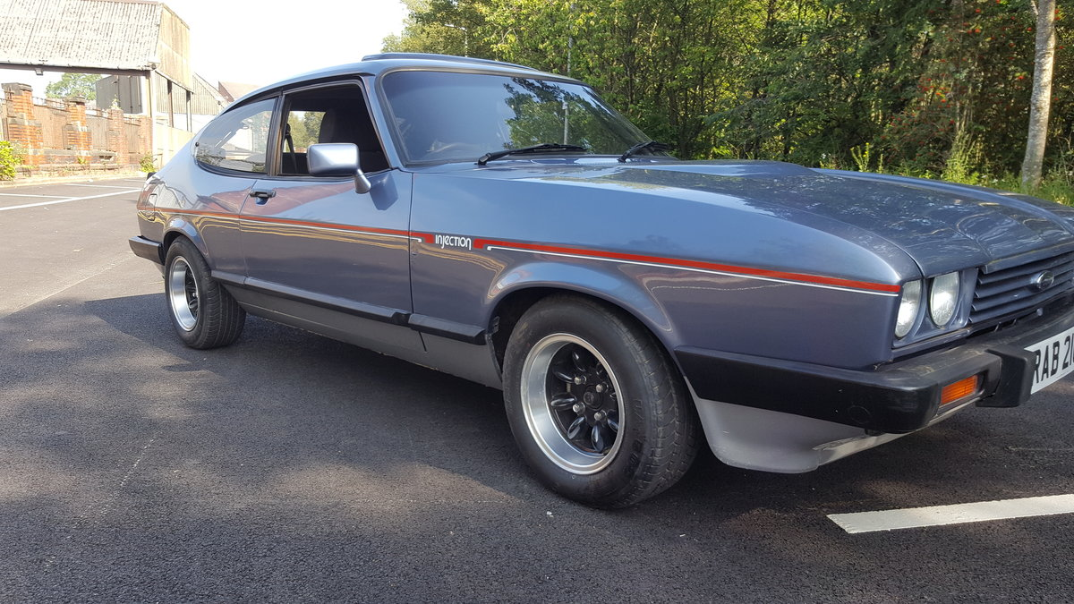 1983 ford capri 2.8 injection For Sale (picture 3 of 6)