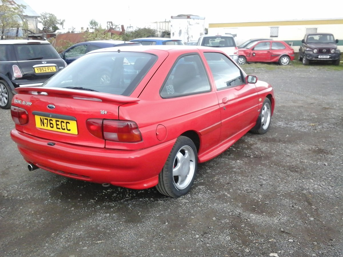 1996 escort rs 2000 4x4 For Sale (picture 4 of 6)
