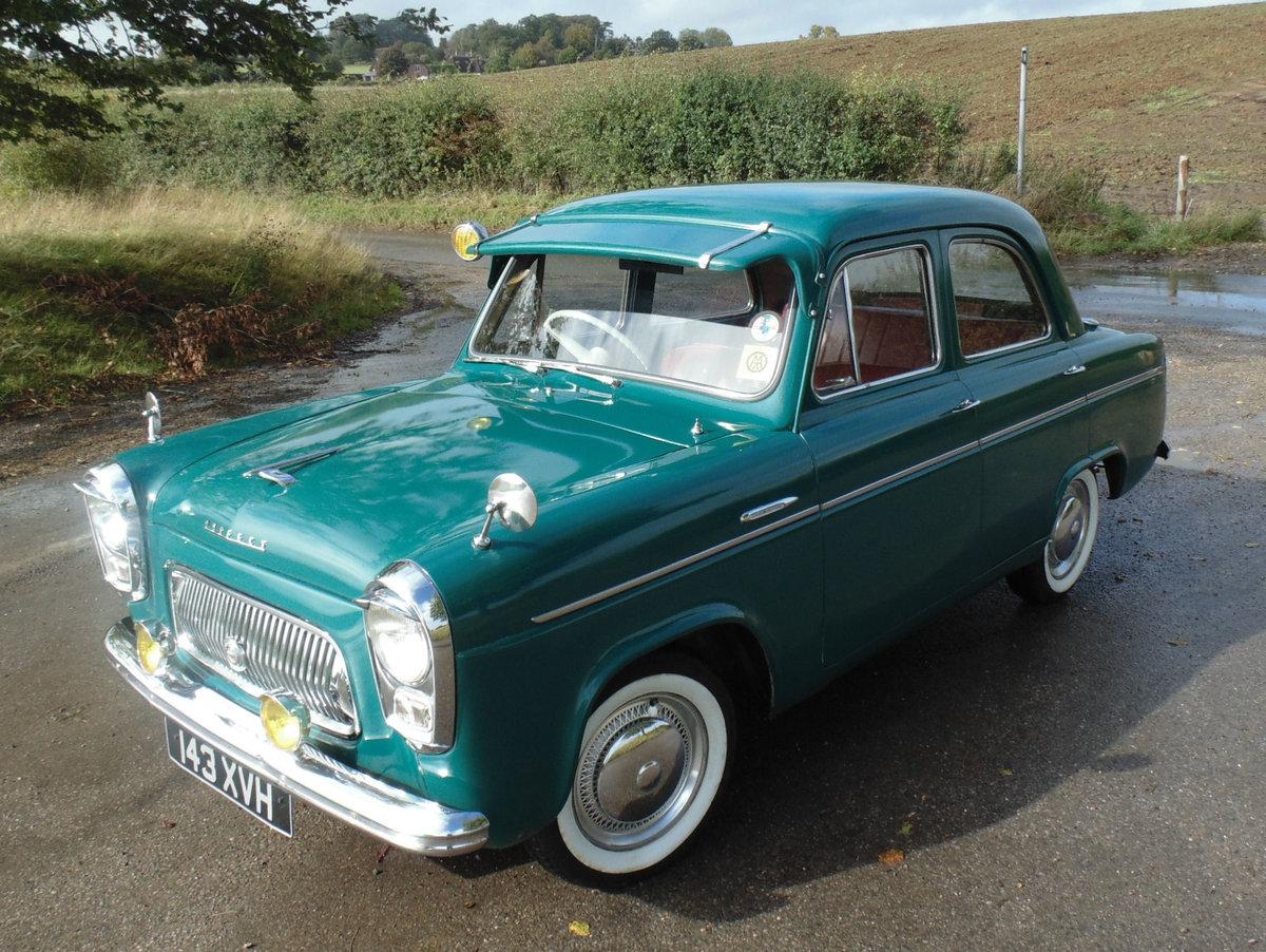 1956 Ford Prefect 100E SOLD (picture 1 of 6)